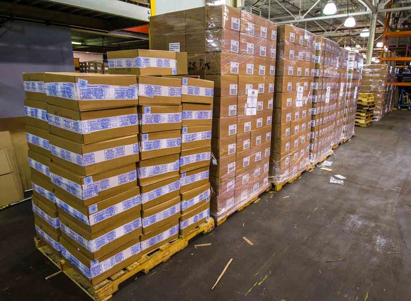 Stratford Commercial Warehousing Solutions Pinnacle
